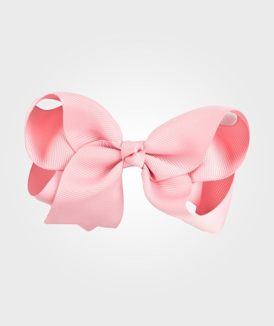Livly Girls Large Bow Cotton Candy Lyserød