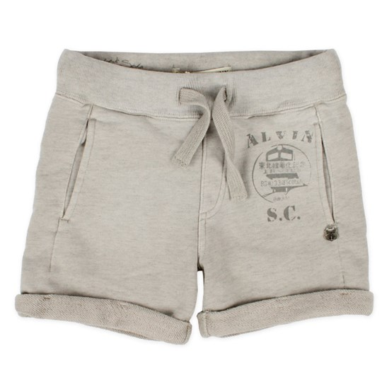 Scotch & Soda Alvin Shorts Grå Beige