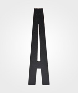 Image of Design Letters Black Wooden Letters A (2743815627)