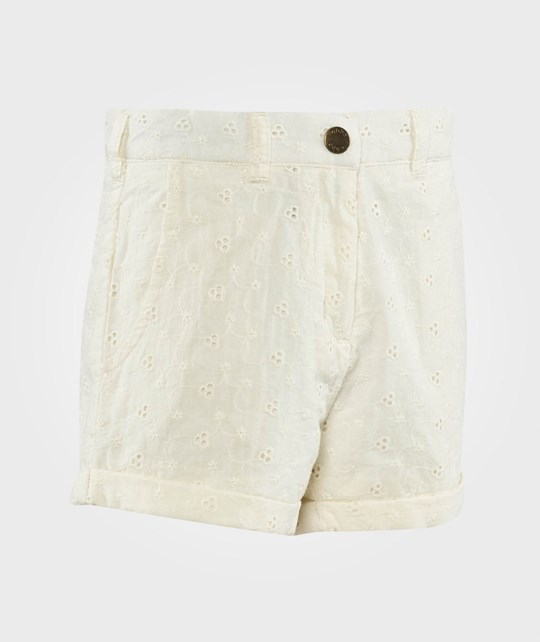 ebbe Kids Tane Shorts, W Roll Up  白色