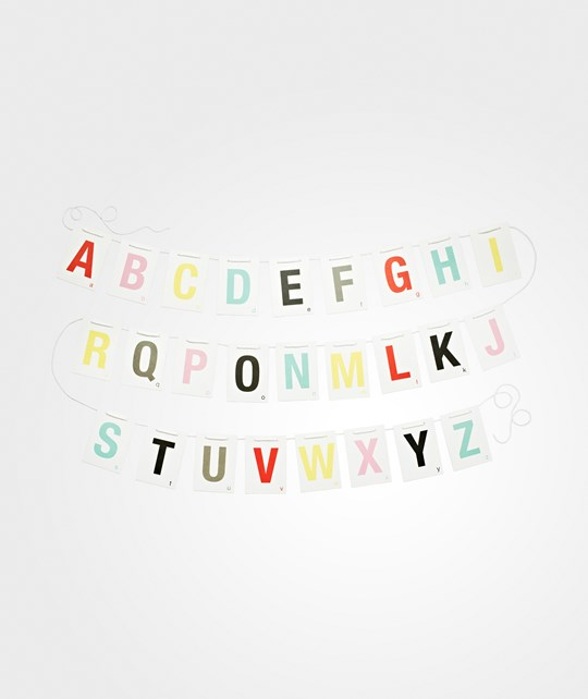 Littlephant Alphabet On A String Alphabet