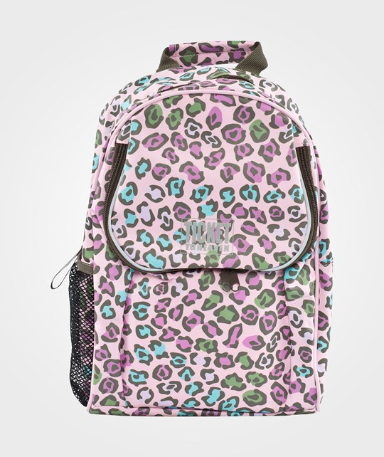 Ticket to heaven Beginners Backpack Candy Leopard Multi