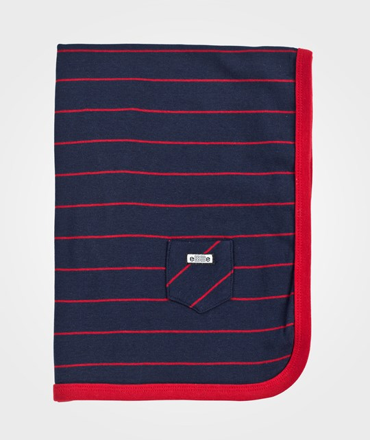ebbe Kids Одеяло Baby Blanket Epa Navy/Red NavyRed