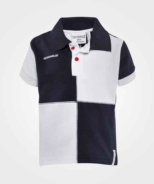 Geggamoja Pike Polo  Marin Blue