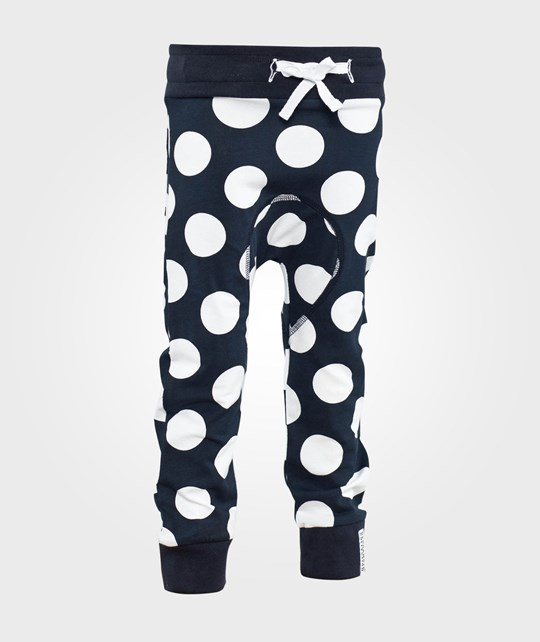 Geggamoja Soft Pants Marin Dots