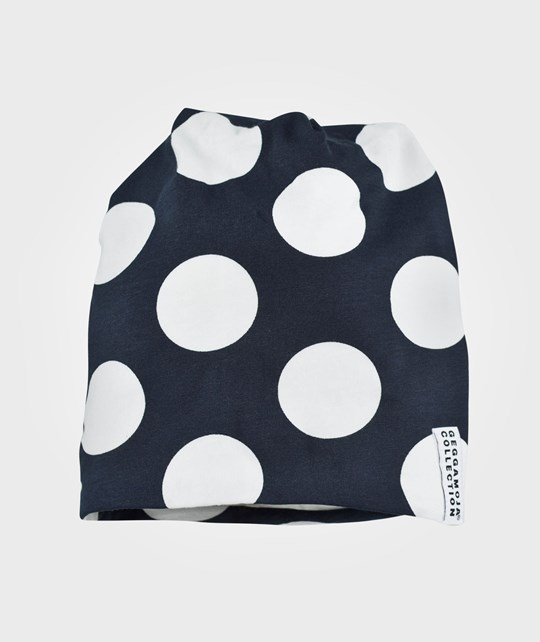Geggamoja Big Dot Cap Marin Dots
