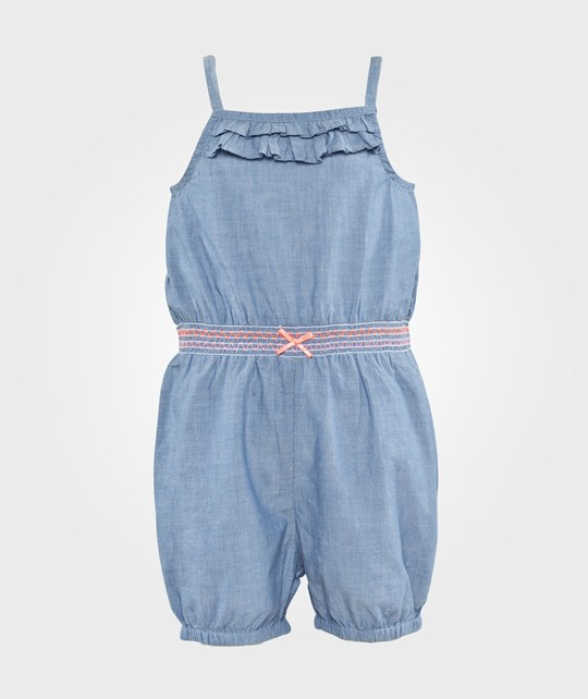 Esprit Overall E Light Blue Blue
