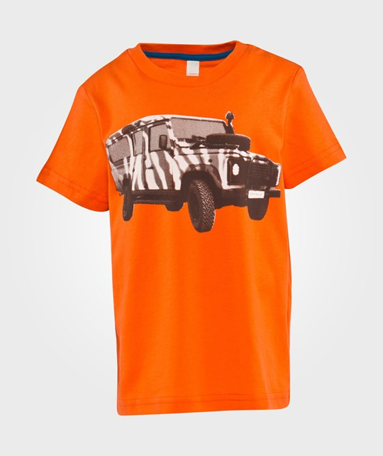 Esprit T-Shirt Orange Colourway Oransje