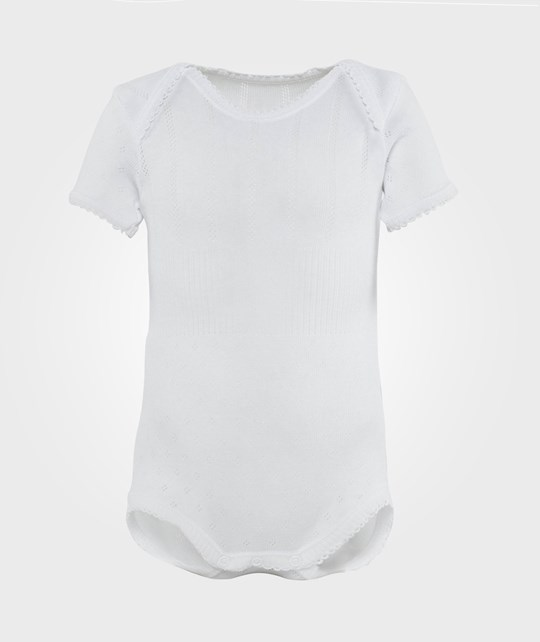 Noa Noa Miniature Baby Basic Doria Body White Hvit