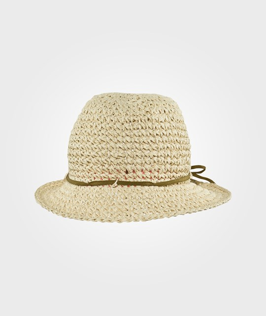 Noa Noa Miniature Mini Kiwi Hat Nature Ruskea