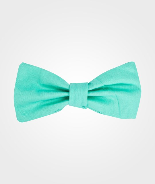 The Tiny Universe The Tiny Attachable Bow Tie/Cyan Cyan