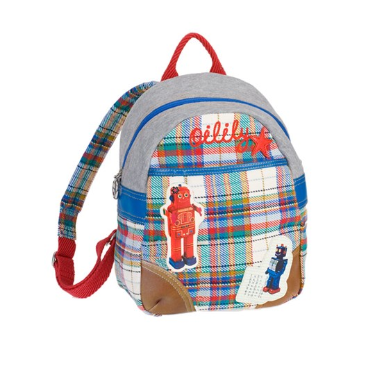 Oilily Summer Check Backpack Multi