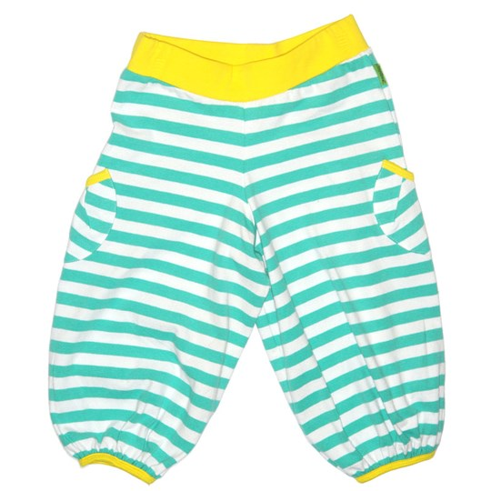 Plastisock Golf Knickers Stripe Green Green