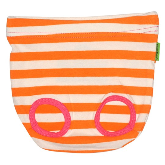 Plastisock Diaper Panties Set Orange Orange
