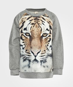 Popupshop Basic Sweat Tiger