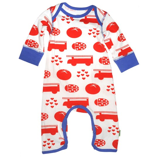 Plastisock LS Body Suit Red Things Red