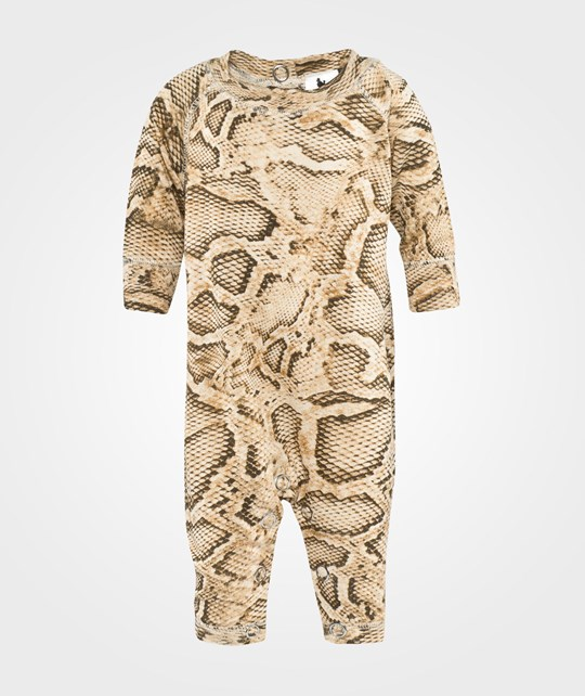 Shampoodle Thin Romper Rattle Snakeskin