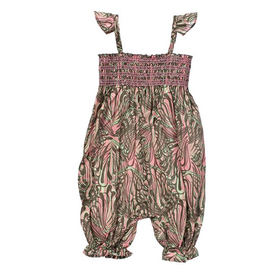 Mini A Ture Cuya Jumpsuit  Peach Rose Multi