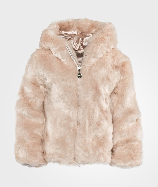 Guess LS Jacket Congo Pink Lyserød