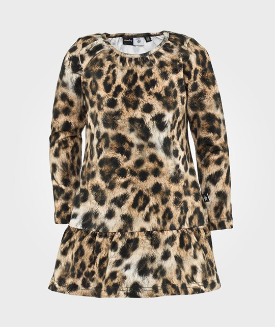 Molo Chanda Leopard Fur Multi