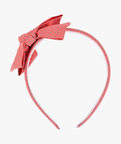 Molo Party Bow Candy Rouge