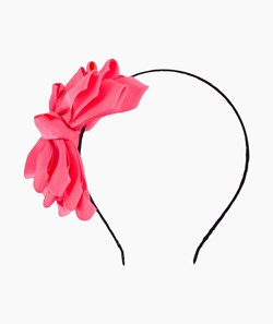 Molo Giant Bow Hairband Diva pink
