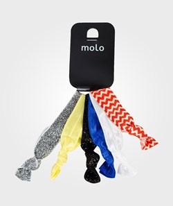 Molo Mixed Elastics Multi color