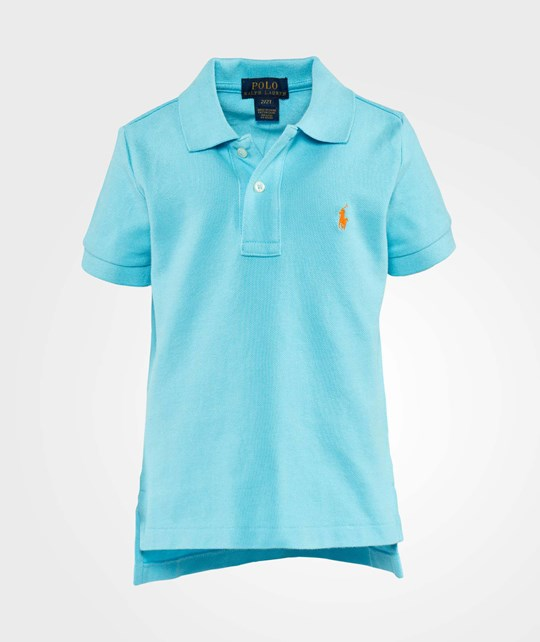 Ralph Lauren Ssl Polo Light Topaz Multi