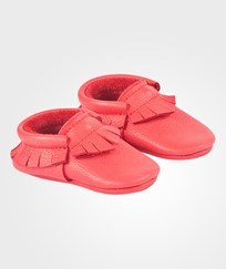 Little Lambo Red Rose Moccasins Röd