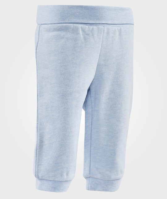Esprit Knit Baby Pants Light Blue Blå