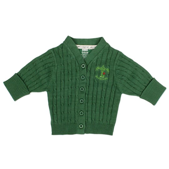 Lundmyr Of Sweden Cardigan Green Green