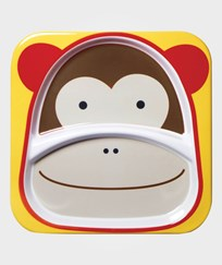 Skip Hop Zoo Plate Monkey Multi
