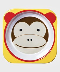 Skip Hop Zoo Bowl Monkey Multi