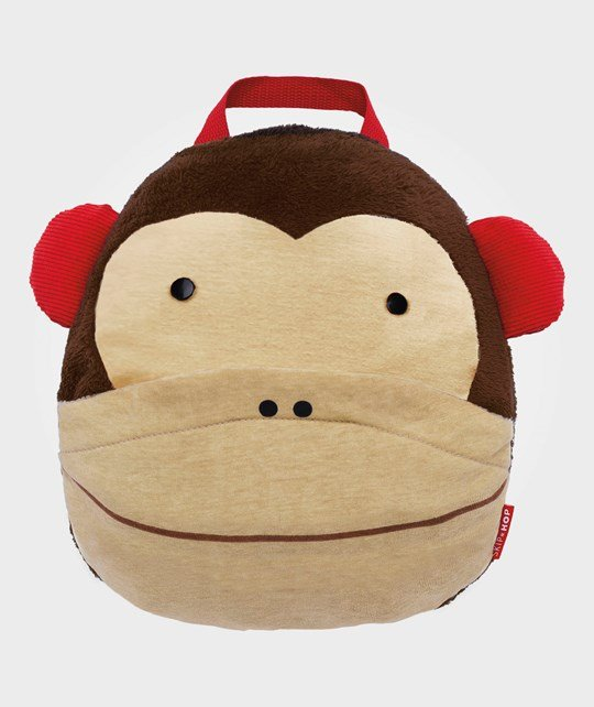 Skip Hop Zoo Blanket Monkey Multi