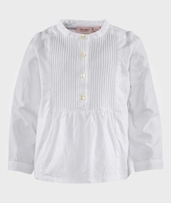 Noa Noa Miniature Mini Basic Shirt White