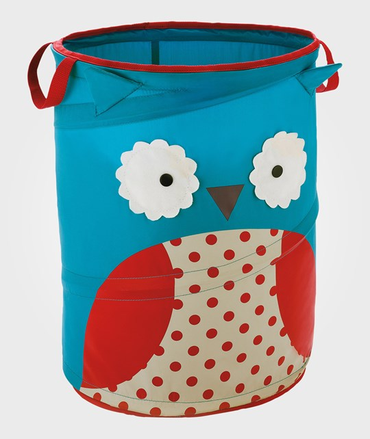 Skip Hop Zoo Basket Owl Multi