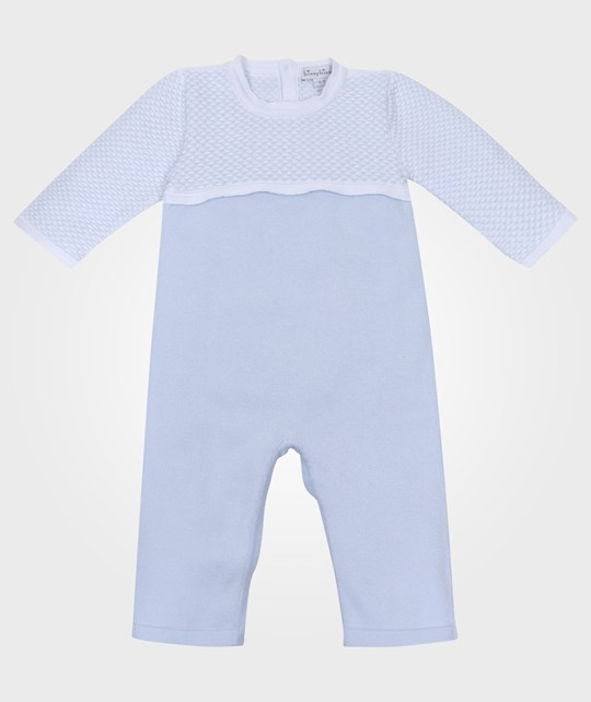 Kissy Kissy Traditions Playsuit Blå