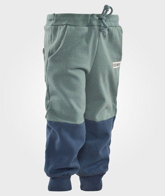 Bobo Choses Trousers Bicolor Green Grøn