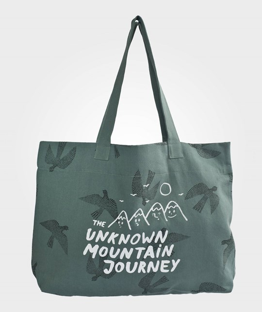 Bobo Choses Tote bag Birds AO Green