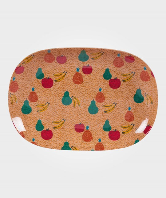 Bobo Choses Melamine Tray Multifruit Multi