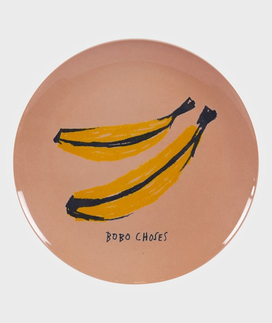 Bobo Choses Melamine Plate Banana Multi