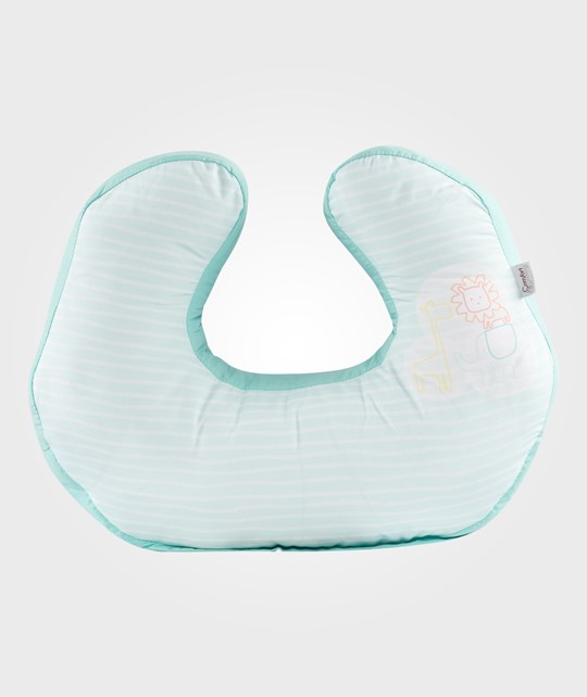 Lounge Buddies Mombo Nursing Pillow Turquoise Turkoosi