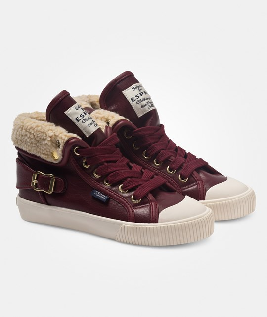 Esprit Casual Shoes Others Bordeaux Red Red