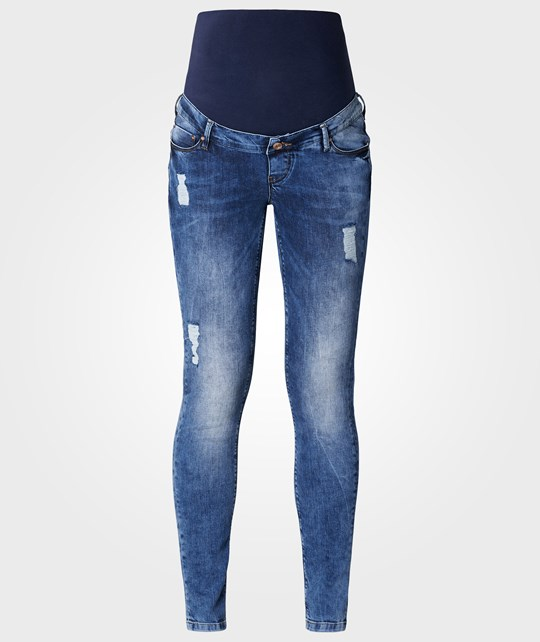 Noppies Jeans Otb Skinny Ace Dark Stone Wash Grey