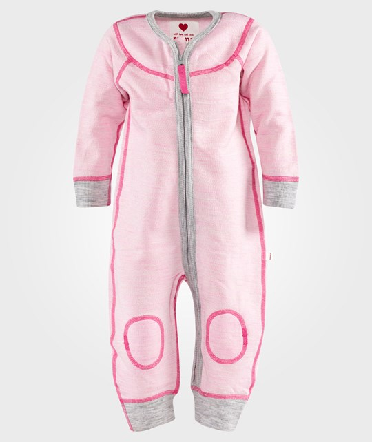 Reima Wool Overall, Lauha Pink Pink