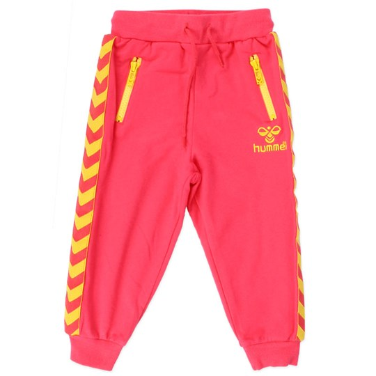 Hummel Emma O.S Pants Red