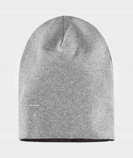 Gray Label Beanie Grey Melange Grå