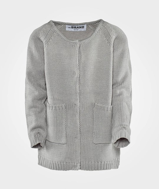 The BRAND Knit Boom Grey Sort