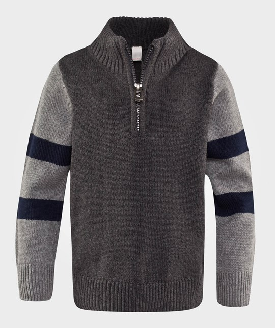 Esprit Sweaters Medium Grey Grå