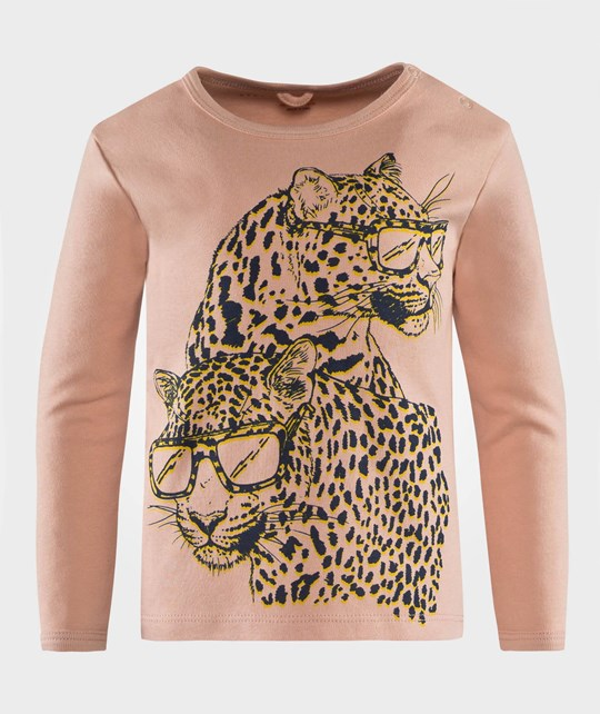 Stella McCartney Kids Sandy T Shirt Peony Rosa